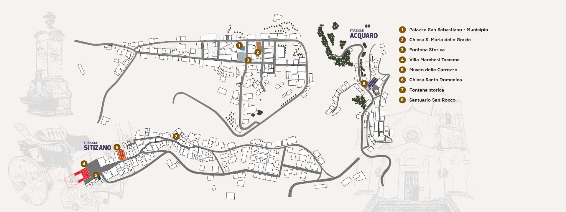 mappa luoghi cosoleto